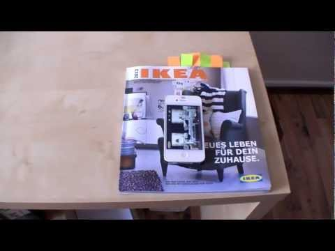 IKEA 2013 Catalog with Augmented Reality [ENGLISH]