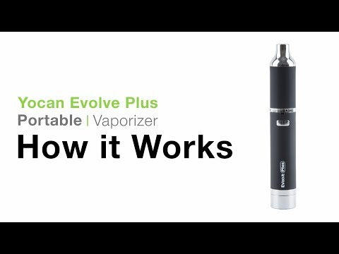 Yocan Evolve Plus Tutorial – TVape
