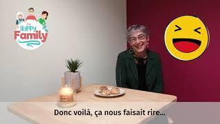 L' ADMR Vendée, Happy Family : Roselyne MARTINEAU
