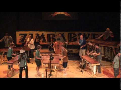 Todzungaira - Hokoyo Marimba at Zimfest 2010