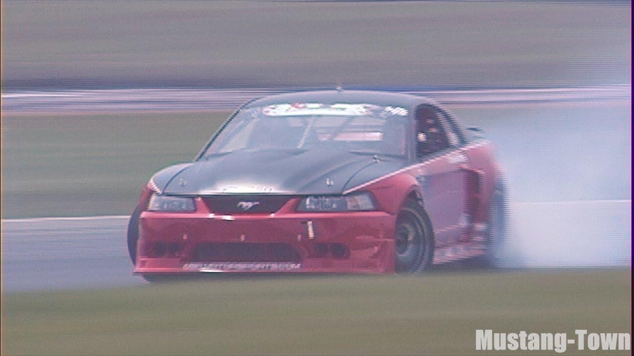 American Badass Mustang Turbo Drift Terror Youtube