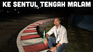 INSPEKSI TREK SENTUL NIGHT RACE | VLOG #48