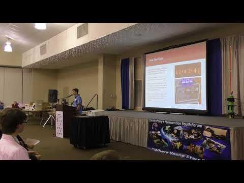 Thomas N1SPY at Dayton Hamvention 2018