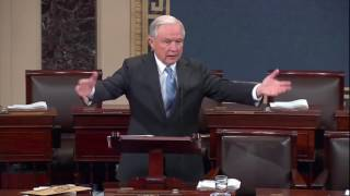 Senator Jeff Sessions - Explains Why 'Voters Are In Open Rebellion'