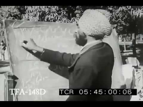 India, The Punjab region in 1940.