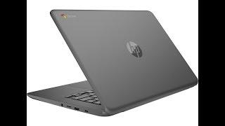 HP Chromebook 14 G5 - Review (Chrome OS 2018)