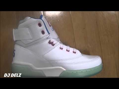 Ewing Athletics 33 Hi Lottery Draft 30th Anniversary Sneaker Review With @DjDelz