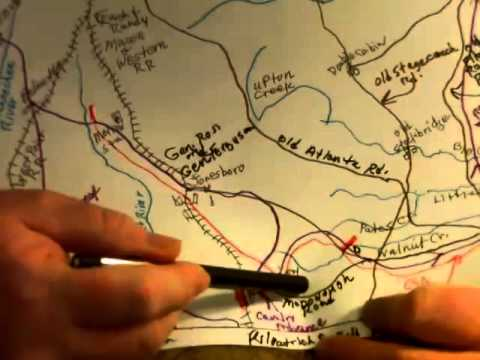Overview Of The Civil War In Henry County Georgia