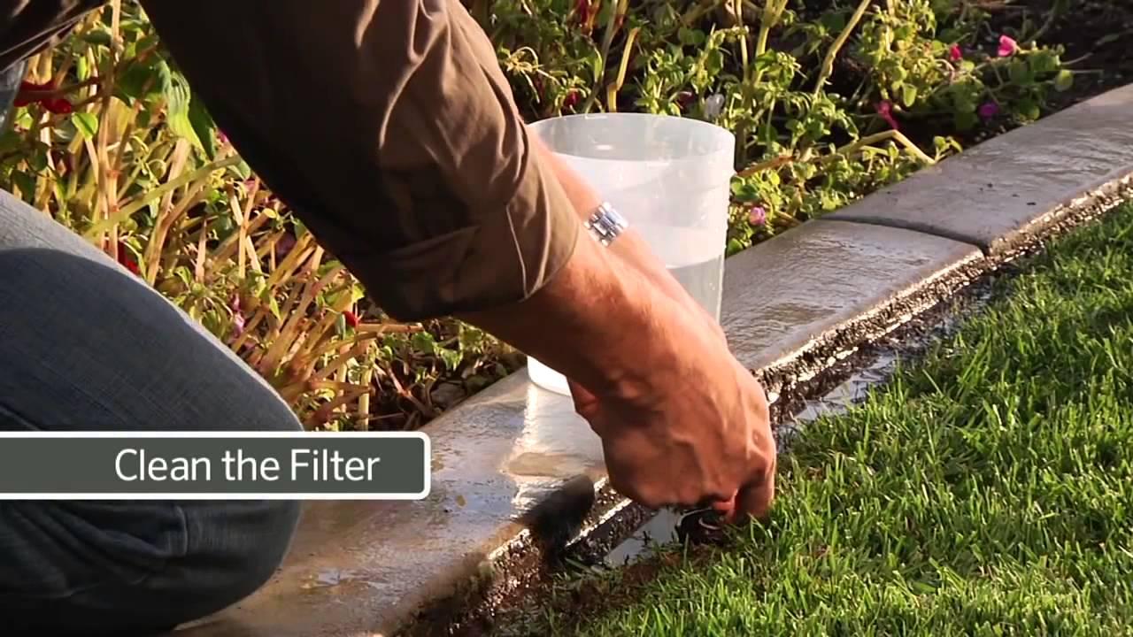 hunter ps ultra u0026 pro spray sprinklers how to adjust arc and radius