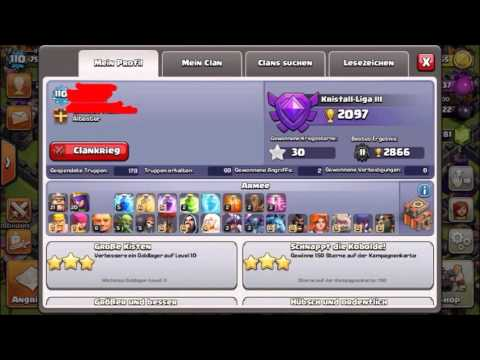 Clash of Clans Account Verkaufen