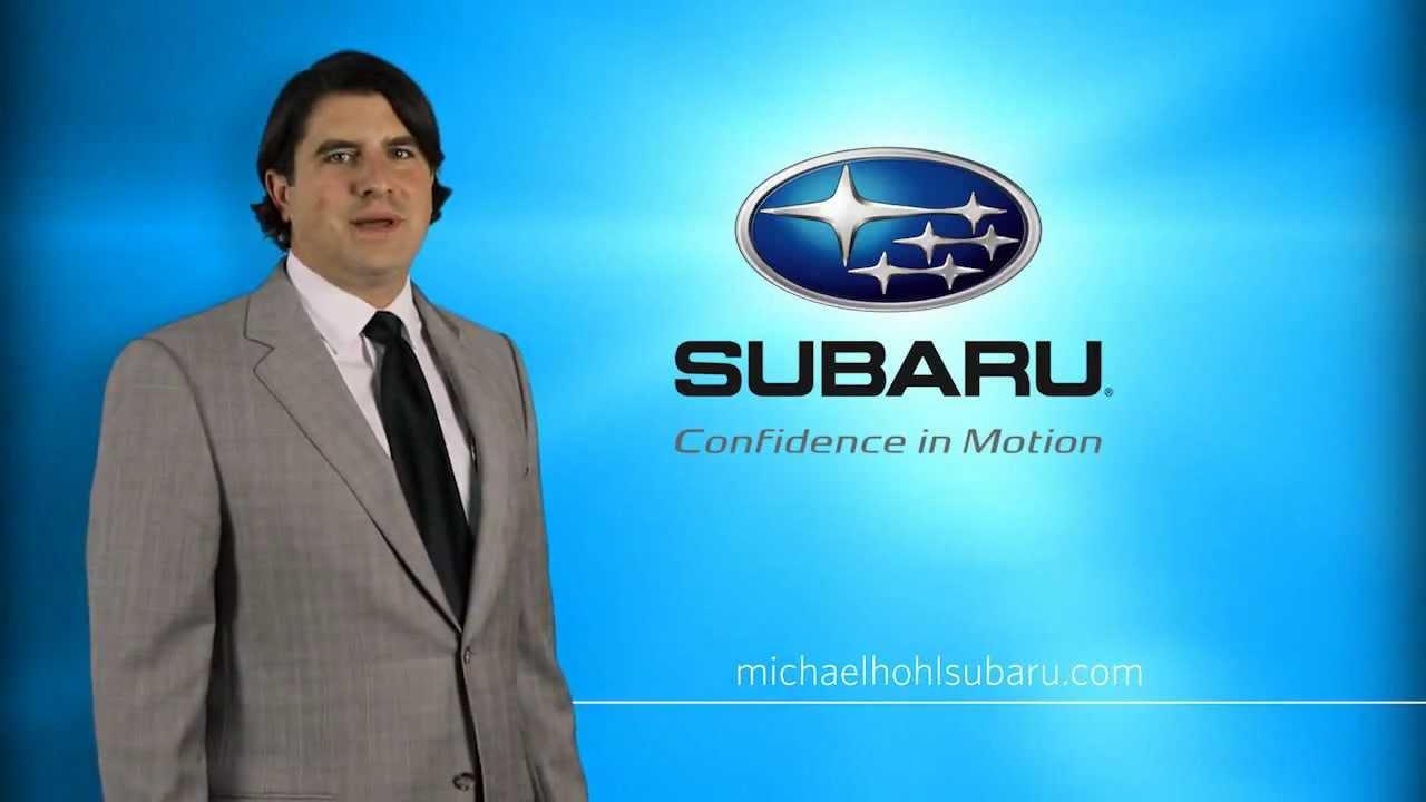 Michael Hohl Subaru >> Michael Hohl Subaru Reno Carson City Oct 2012