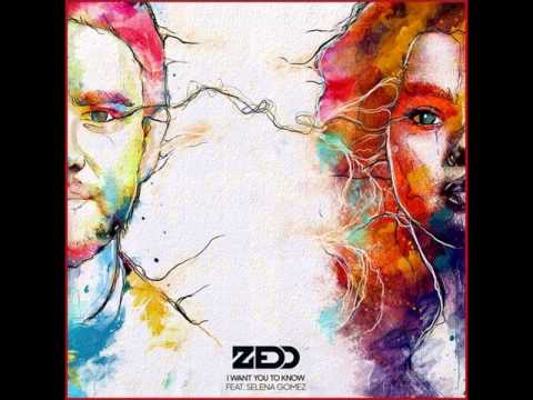 Zedd - I Want You to Know ft. Selena Gomez [MP3 Free Download]