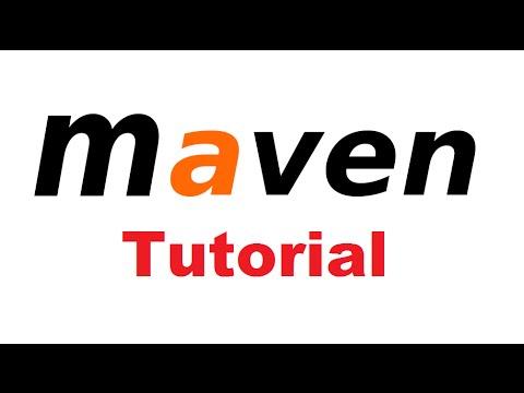 maven-tutorial- -learn-maven- -apache-maven-tutorial-for-beginners