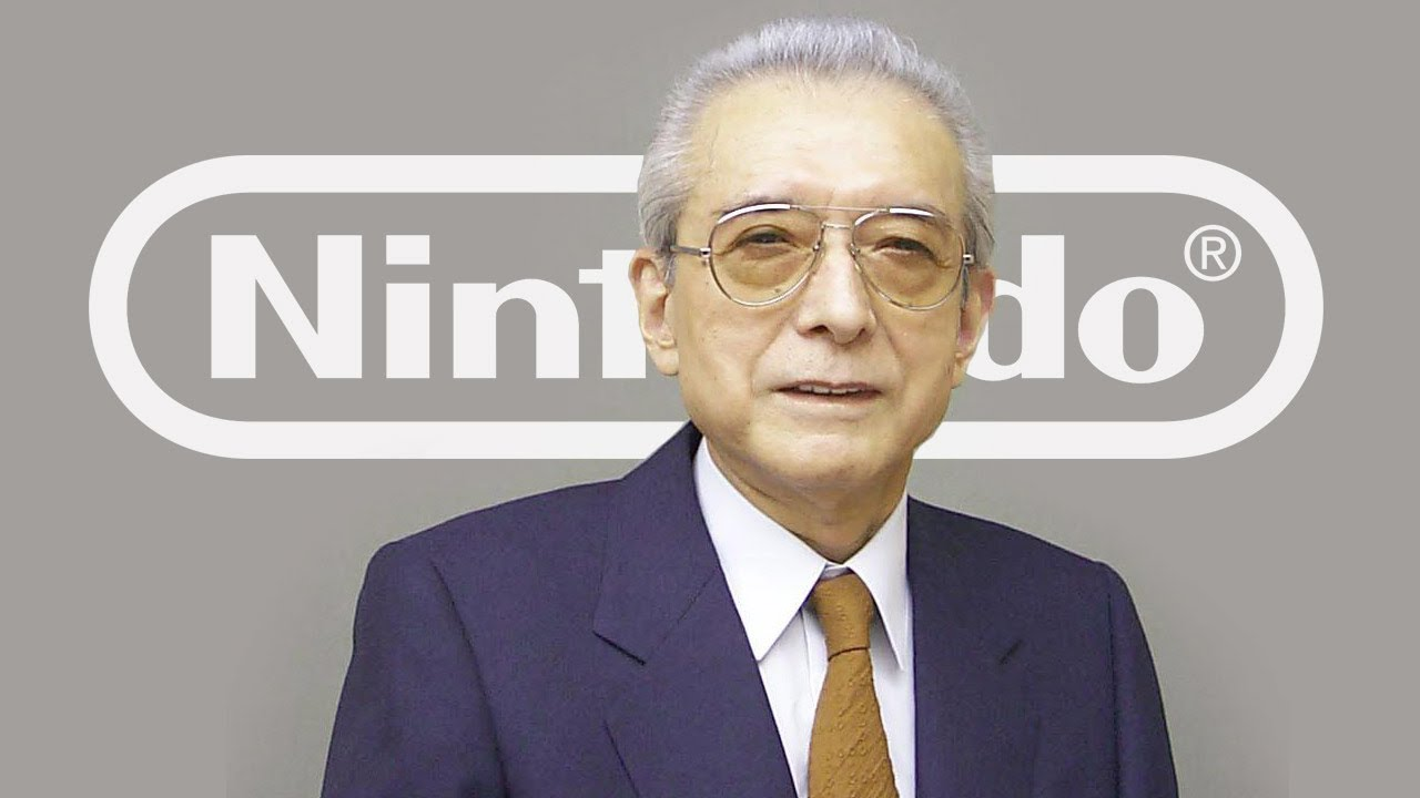 Image result for nintendo yamauchi