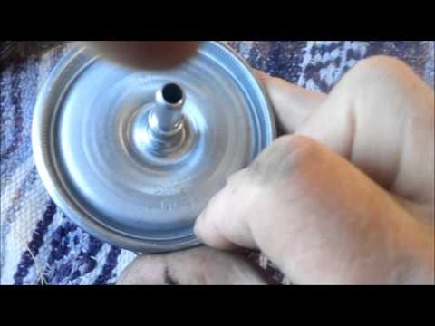 How to replace the Fuel Filter on a 2004 Volkswagen Passat (1998 thru 2005)