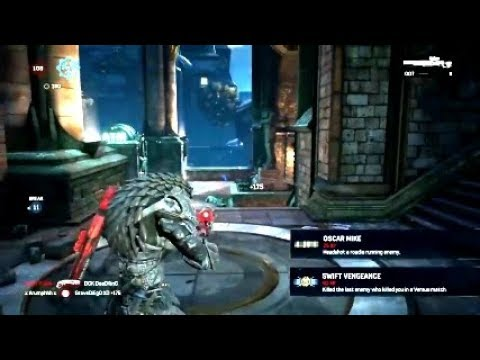 THAT TIME OF THE MONTH! (Gears of War 4) Multiplayer Gameplay With Cole!
