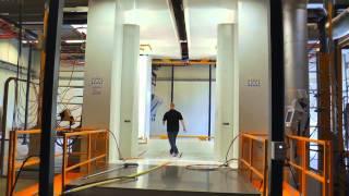 Гигантская камера порошковой окраски Gema(, 2013-09-24T08:18:41.000Z)