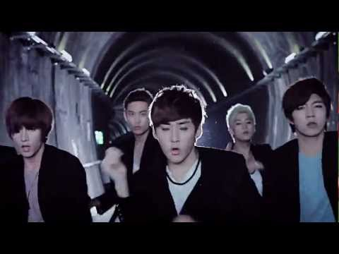 """U-KISS Believe' """"MV"""" (with Accident / Mistake Kevin Gets Hit)"""