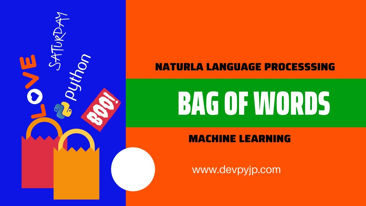 Bag of words in machine learning | Natural language ...