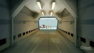 Rabbids Go Home Nintendo Wii Video - To the Moon or Bust!