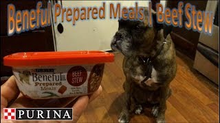Purina Beneful Prepared Meals | Beef Stew