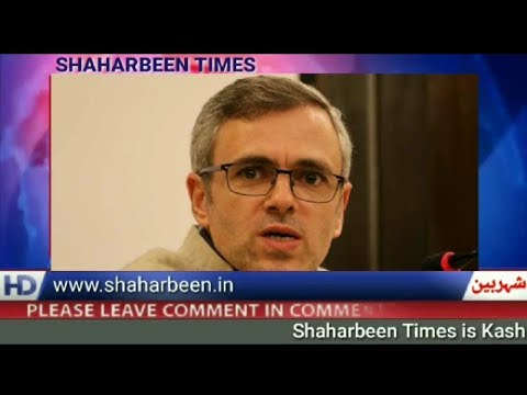 Sensational disclosure by Omar Abdullah Bipin Rawat warns Pakistan Army Swine Flu in Kashmir