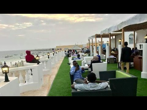 Darul Salaam City Mogadishu Of Somalia Mogadishu Mall 2018 HD VIDEO