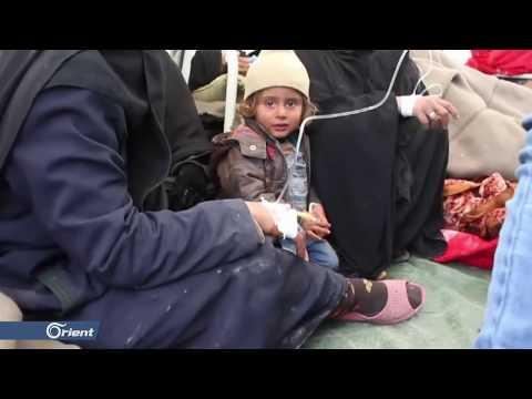 إصابة امرأتين بجروح بإطلاق نار من قبل قسد على النساء في المخيم - سوريا
