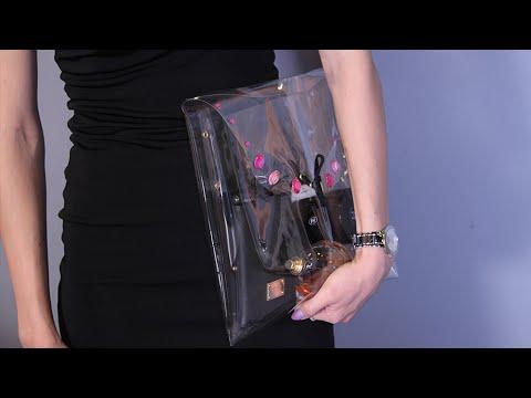 5656734ce99f2 DIY Small Bag طريقة عمل حقيبة يد - YouTube