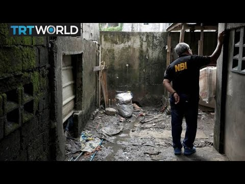 Philippine Murder Conviction: First murder verdict against police in drug war