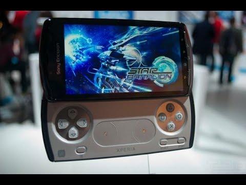Sony Ericsson Xperia Play R800