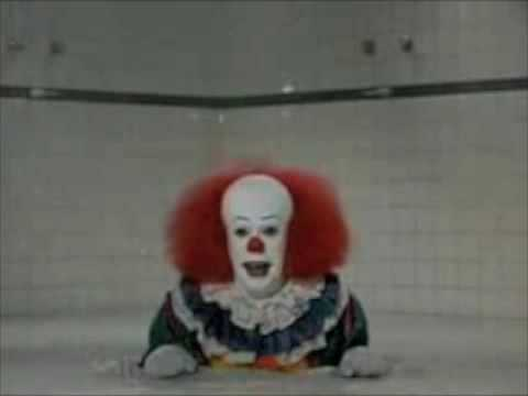 Pennywise Shower Scene