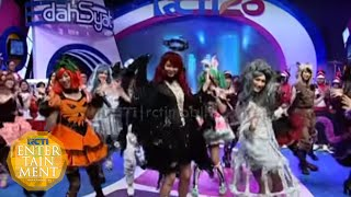 JKT 48 Halloween Night Dahsyat 22 Agustus 2015
