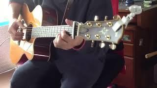 福山雅治 誕生日には真白な百合を ギター弾き語り(とんび)