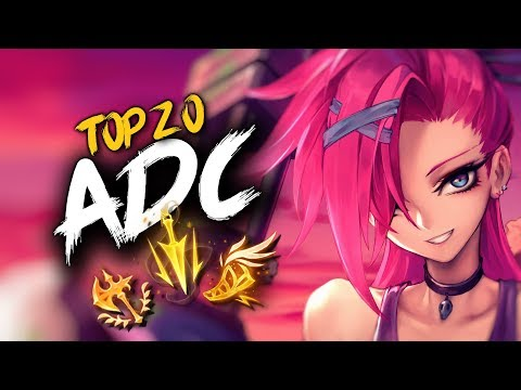 Top 20 ADC Plays #16 | League of Legends