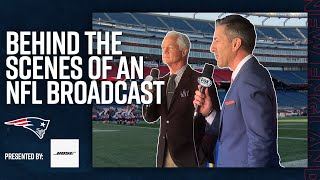 Go behind the scenes with fox sports to get a glimpse of how pandemic has changed landscape for producing television broadcast. subscribe t...