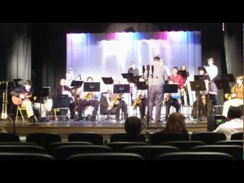 "The Wheeling Park High School Jazz Band: ""Goodbye Pork Pie Hat"" and ""Groovin Hard"""