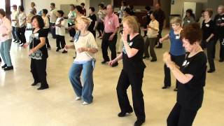 SAMBALERO Samba Line Dance @ 2012 IRA WEISBURD HOUSTON TEXAS WORKSHOP.m2ts