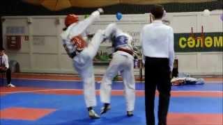 Taekwondo Kurgan team 2014