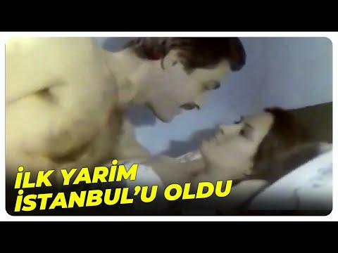 Böyle Öpmekte Nereden Çıktı! | Ah Güzel İstanbul - Müjde Ar Eski Türk Filmi