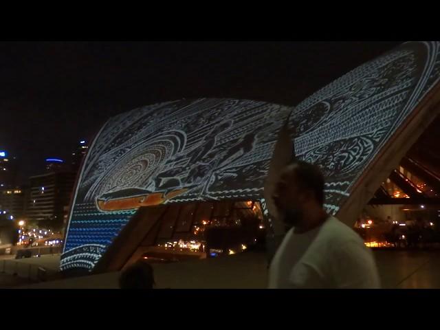 Сидни - аборигенско изкуство