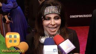 Verónica Castro confirma que su hijo Cristian ya está legalmente divorciado de Carol Urban