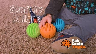 Roll, Bounce & Discover: Sensory Rollers