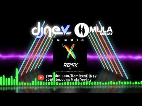 J Balvin, Nicky Jam, Ozuna, Maluma - X (Dj Nev & Mula Deejay Rmx)
