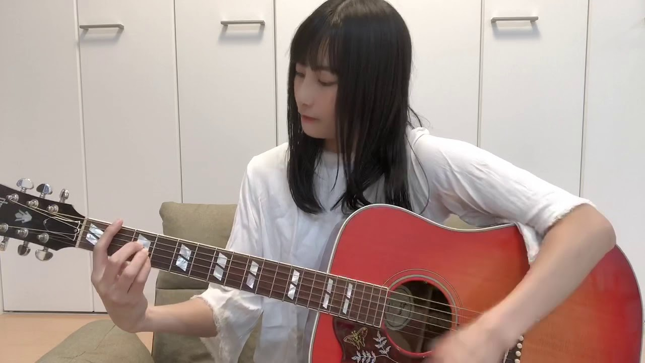 Complicated/Avril Lavigne 弾き語り(cover by ゆりあ) - YouTube