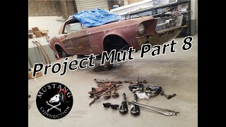 Video: Immaculate ! 1965 Mustang GT Fastback K Code 289 HiPo