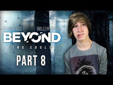 LEVEN ALS EEN ZWERVER? - Beyond Two Souls - Part 8