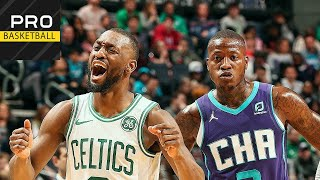 Boston Celtics vs Charlotte Hornets | Dec. 31, 2019 | 2019-20 NBA Season | Обзор матча