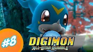 Digimon Rumble Arena 3 | All star rumble | PC en español | Veemon el Eterno Segundon