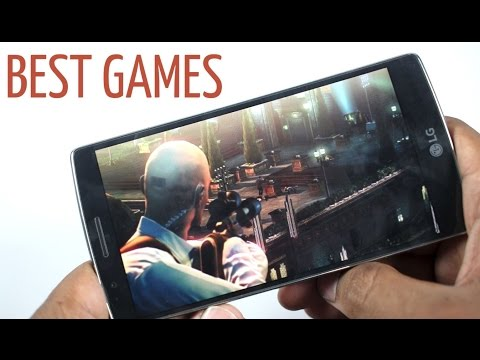 top 5 offline android games 2014